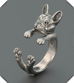 Ring French bulldog !