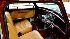 1964 Austin Mini Mk I Classic Mini, Classic Cars, Mini Morris, Mini Lifestyle, Morris Minor, Mini Stuff, Mini Coopers, Smart Car, Mini Things