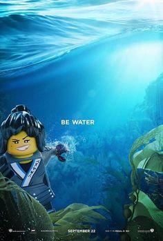 A água eu controlo