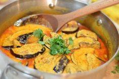 Brinjal Dahi – Berinjela ao Molho de Iogurt Picante – Receitas de Comidas