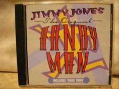 Jimmy Jones.....That's When I Cried Jimmy Jones, 50s Music, The Music Man, You Get It, Crying, Rock, Youtube, Skirt, Locks