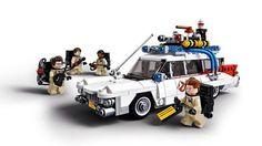 Os Caça-Fantasmas vão ter seu próprio set de LEGO