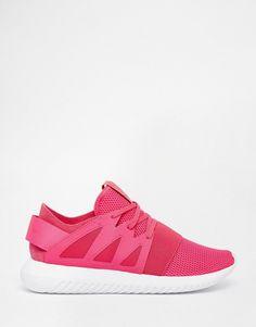 outlet store 232bc e9440 ¡Cómpralo ya!. Zapatillas de deporte rosas Tubular Viral de adidas  Original. Zapatillas