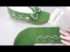 Knitted Owl, Tunisian Crochet, Crochet Slippers, Crochet Patterns, Shoes, Women, Fashion, Loafers & Slip Ons, Farmhouse Rugs