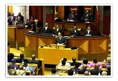 government in south africa - Yahoo Search Results Yahoo Image Search Results Nelson Mandela, Jacob Zuma, Stand Down, House Speaker, Read News, No Worries, South Africa, Politics, February 9