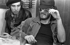 Little Steven van Zandt and Bruce Springsteen