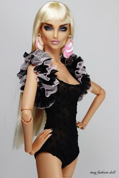 New outfit for Kingdom Doll / Deva Doll ''CHIC'' | Flickr - Photo Sharing!