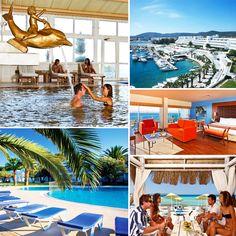 Sahilde sohbet, havuzda keyif, odada konfor arayanların tercihi Altın Yunus Resort Thermal Hotel.