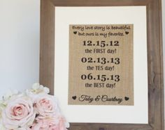 Printable Wedding Sign 'Every Love Story' Sunny by MishmashofLove