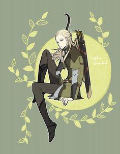 Legolas...uh...I kind of forgot that u were my first favorite fictional boyfriend!