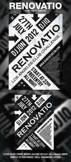 Vintage Typography Poster Bundle Vintage typography, Typography - typography flyer