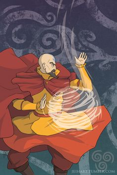Tenzin by WithoutName on deviantART