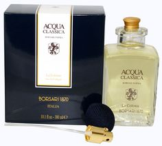 I grandi classici: l'acqua di Colonia #acquadicolonia #parfum #borsari #SullaSciadeiProfumi - http://www.tentazionebenessere.it/i-grandi-classici-acqua-di-colonia/