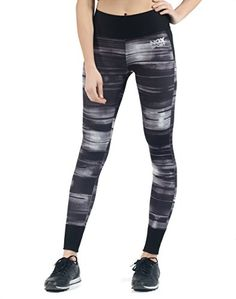 NGX Womens Sport Leggings Charcoal Small *** BEST VALUE BUY on Amazon #WinterLeggings Sports Leggings, Workout Leggings, Winter Leggings, Printed Pants, Sports Women, Yoga Fitness, Fit Women, Leather Pants, Tights