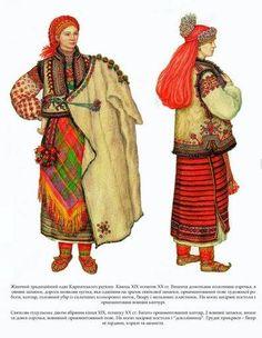 Ethnic Outfits, Ethnic Clothes, Folk Costume, Costumes, Ukrainian Dress, Folk Fashion, Gravure, Art Dolls, Ukraine
