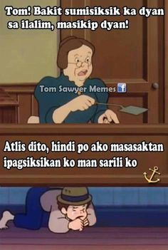 Hugot Quotes Tagalog, Tagalog Quotes Funny, Hugot Lines Tagalog, Pinoy Quotes, Patama Quotes, Filipino Quotes, Filipino Funny, Funny Reaction Pictures, Cartoon Quotes