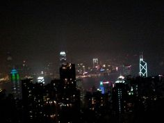 night @ the peak
