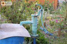 Ogrodnicza Obsesja: Naprawa studni abisyńskiej