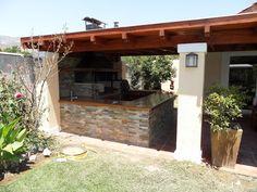 Backyard Kitchen, Backyard Patio, Pergola, Replacement Canopy, Barbacoa, Patio Design, Home Depot, Rome, My House
