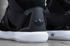 Adidas low-contrast detail