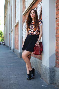 #fashion #fashionista @ireneccloset fashion blogger italia