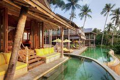 Villas of Soneva Kiri - Ko Kood, Thailand Thai Travel, Hotel Concept, Koh Chang, Holiday Destinations, Hotel Reviews, Beach Resorts, Luxury Travel, Maldives, Best Hotels