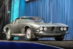 Stunning Iso Grifo prototype surprises and delights at Gooding sale - ClassicCars.com Journal