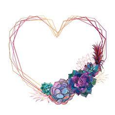 Flower Background Wallpaper, Flower Backgrounds, Flower Frame, Flower Art, Flower Graphic Design, Instagram Frame, Floral Logo, Heart Frame, Frame Template
