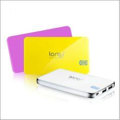 lomui® 8800mAh batteria esterna con doppia uscita USB e Caricabatterie con Micro-USB e LED per Smartphone, iPhone, iPad, Tablet pc, 5V 1A 2.1A USB Bianco lomui® http://www.amazon.it/dp/B00IOGMKN2/ref=cm_sw_r_pi_dp_yZHwub1T13FNA