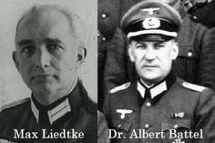 "Two Wehrmacht officers - Max Liedtke and Dr. Albert Battel - became 'Righteous among the Nations' for their courageous resistance against the SS during the liquidation of the Przemyśl ghetto, which resulted in saving more than a hundred Jews from being deported to the Belzec concentration camp. On 26 July 1942, when the SS surrounded the ghetto and prepared to carry out the ""liquidation process"", Battel and his military commander Major Liedtke ordered to close down the bridge that led to…"