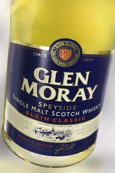 Glen Moray - Elgin Classic, designed by #Linea