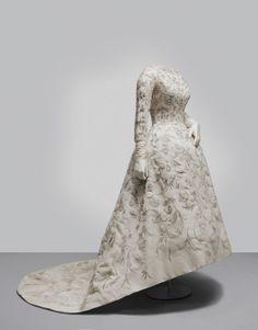 Wedding dress, 1957 | Flickr - Photo Sharing!