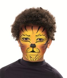 Three Easy Face Painting Tutorials for Kids Yakuza Tattoo, Dress Up Costumes, Diy Costumes, Mime Face Paint, Face Painting Tutorials, Day Wishes, Hobbies And Crafts, Blog, Easy
