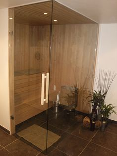 Bastu Dream Home Design, House Design, Building A Sauna, Bungalow Conversion, Sauna Design, Sauna Room, Weekend House, Beautiful Home Designs, Bathroom Layout