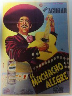 """Luis Aguilar """"El Muchacho Alegre"""""""