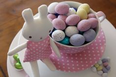 Love these little bunnies from Sweet Little Birdie