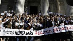 La represión contra la Argentina dictatorial no cesa