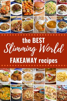 Delicious Slimming World Fakeaway Recipes - Chinese Indian Burger KFC Nandos Mexican Pizza etc Slimming World Fakeaway, Slimming World Dinners, Slimming World Diet, Slimming Eats, Slimming Recipes, Actifry Recipes Slimming World, Slimming Word, Indian Food Recipes, Diet Recipes