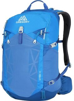 Gregory Citro 30L Backpack  Disclosure: This is an affiliate link. If you click on this link and make a purchase, I will receive a commission. This does not increase the cost to you.