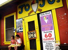 Jo Jo's Shave Ice - the best on Kauai (In my humble opinion!) #onlyinhawaii