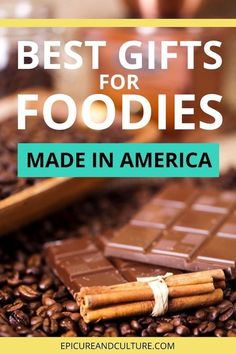 Looking for the best made in America gifts for foodies? These delicious gift ideas are all made in the US. // #MadeInAmerica #GiftIdeas #MadeInTheUSA How To Make Beer, Cool Things To Make, Responsible Travel, Restaurant Guide, Made In America, I Foods, Holiday Gifts, Foodies, Best Gifts