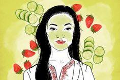 Spa em casa: receitas fáceis para cuidar da pele do rosto