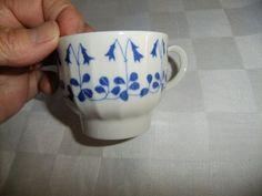Vintage Rare Vanamo Coffee cup by Arabia Finland Esteri Tomula design by AnnChristinsVintage on Etsy
