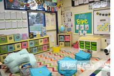 First grade classroom, preschool classroom, classroom themes, chevron class Classroom Layout, Classroom Organisation, First Grade Classroom, Classroom Setting, Classroom Design, Kindergarten Classroom, Future Classroom, Classroom Themes, Classroom Management