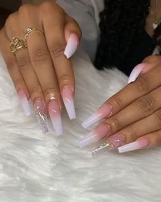 What you need to know about acrylic nails - My Nails Aycrlic Nails, Glam Nails, Bling Nails, Stiletto Nails, Nail Swag, Gorgeous Nails, Pretty Nails, Perfect Nails, Nagellack Design
