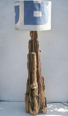 ... Floor lamp, Drift wood floor standing lamp, Driftwood Lamp.BASE ONLY