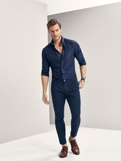 Cultures Hommes: Massimo Dutti NYC Limited Edition