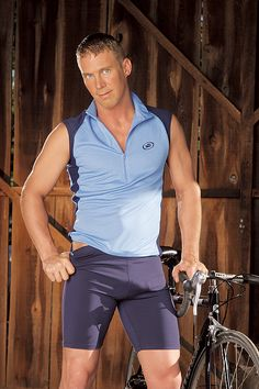 ¡¡¡ Lycra Spandex, Hot Guys, Hot Men, Cycling, Bicycle, Jeans, People, How To Wear, Celebrity