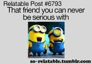 Image result for funny minion posts