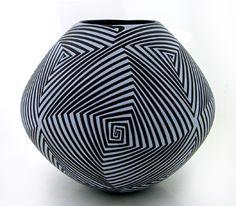 illusion pottery - Google Search